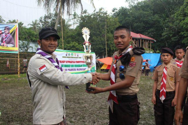 SSC 2019 MAN 1 Solok Berakhir, Ponpes Syekh Abdul Aziz Juara Umum