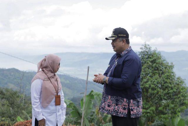 Masyarakat Payo Nikmati Air Bersih dari SPAM Padat Karya 2019