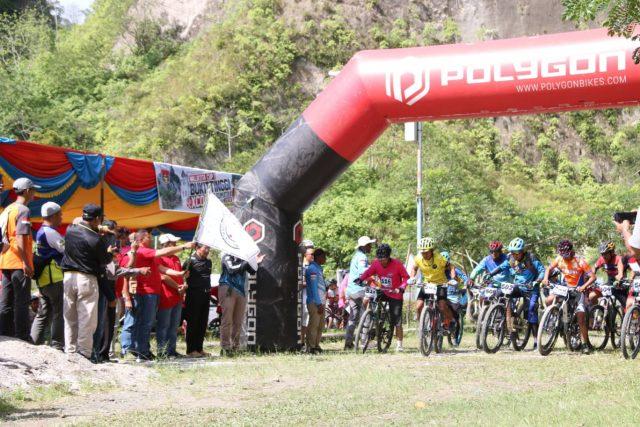 Ramlan Nurmatias Buka Kejurda Walikota Cup Bukittinggi XCO 2019