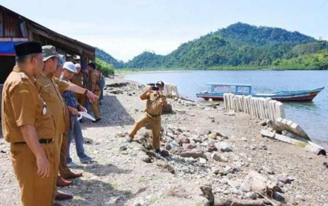 Dukung Wisata Pulau, Pemko Padang Bangun Dermaga Sungai Pisang
