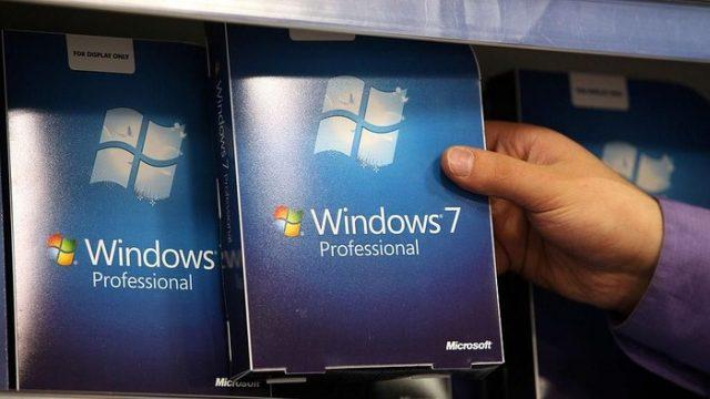 14 Januari 2020, Riwayat Terakhir Windows 7