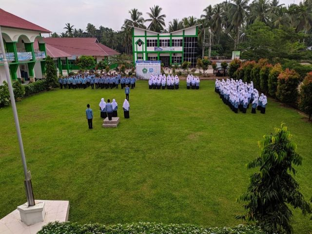Dua Madrasah Unggul di Sumbar Terima Siswa Baru Sistim Online