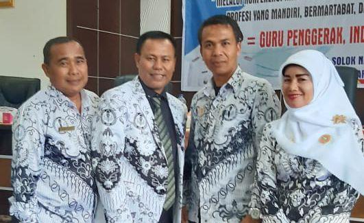 Pemilihan Ketua PGRI, Asrinur Tak Tersaingi