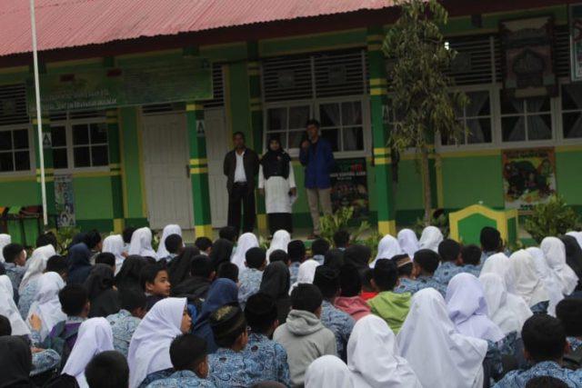 Dikunjungi Alumni, MTsN 6 Solok Dapat Penjelasan Tentang MAN IC Padang Pariaman