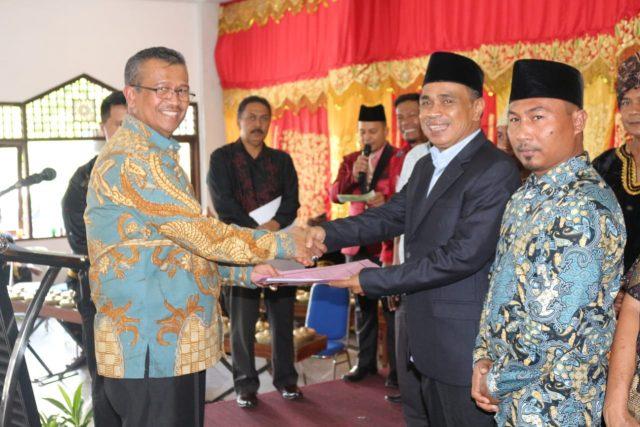 IKPM Bali Dilantik, Bupati Solok dan Wakil Ketua DPRD Hadir