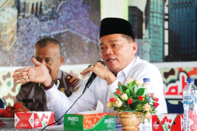 Kecamatan Rao Segera Miliki Gedung Balai Nikah dan Manasik Haji