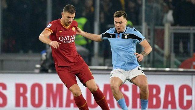 Blunder pada Derby Della Capitale, AS Roma Vs Lazio Berakhir Imbang