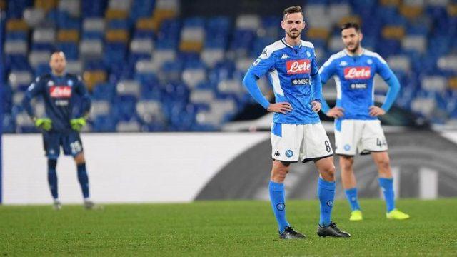 Kekalahan Ketiga, Napoli Keok 0-2 dari Fiorentina