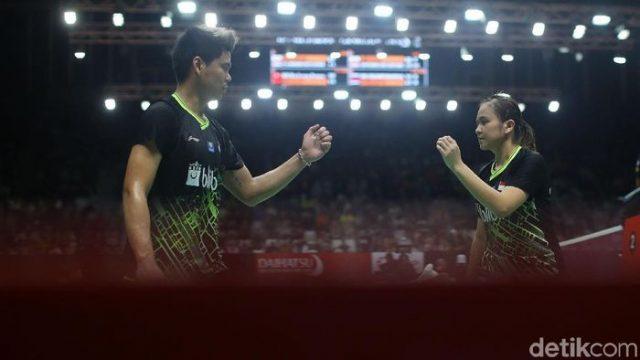 Praveen/Melati ke Perempatfinal Daihatsu Indonesia Masters