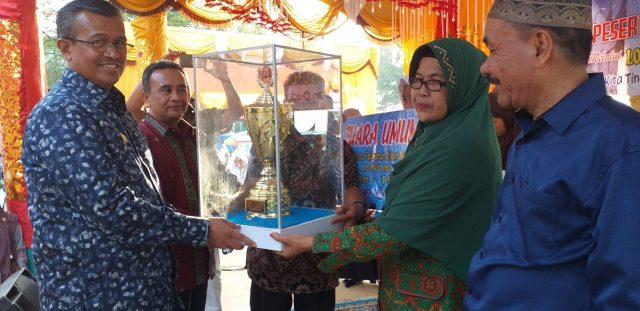 LMPUN Tingkat Sumatera Barat, Payakumbuh Pertahankan Gelar Juara