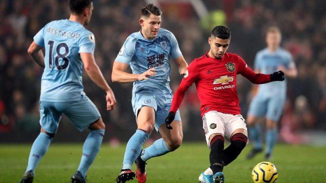 Manchester United Ditaklukkan 0-2 oleh Burnley