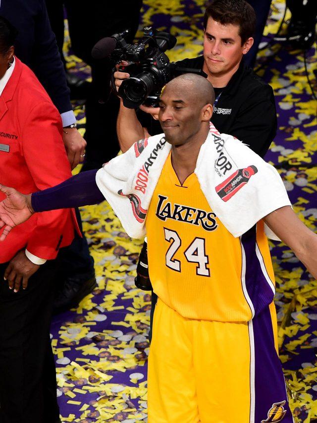 Kobe Bryant Tewas, NBA Berduka