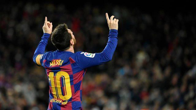 Tekuk Granada 1-0, Barcelona Kembali ke Puncak Klasemen