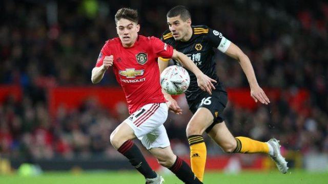 Hantam Wolverhampton 1-0, MU ke Babak Keempat