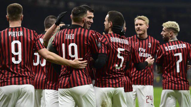 AC Milan Petik 5 Kemenangan Beruntun