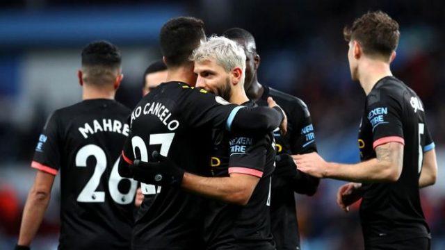 Hajar Aston Villa 6-1, Manchester City Naik ke Posisi Kedua