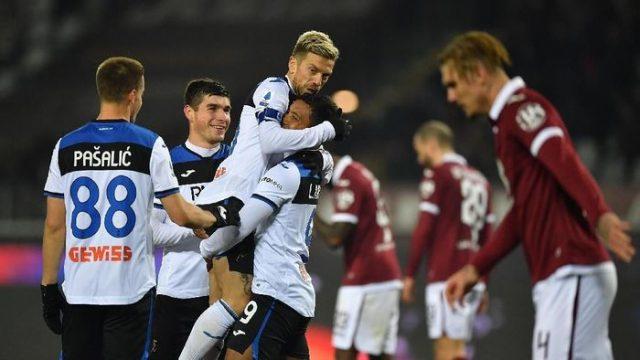 Atalanta Lumat Torino 7-0