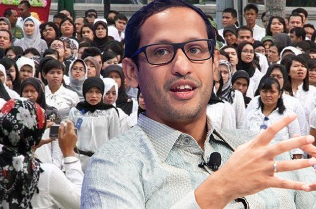 Mendikbud Nadiem Makarim; 50 Persen Dana BOS Untuk Upah Guru Honorer - Suha  News