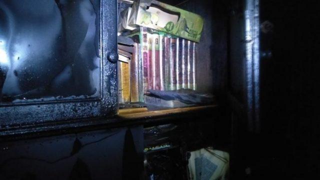Rumah Prof. Salmadanis TErbakar, Al Qur'an Ditemukan Utuh