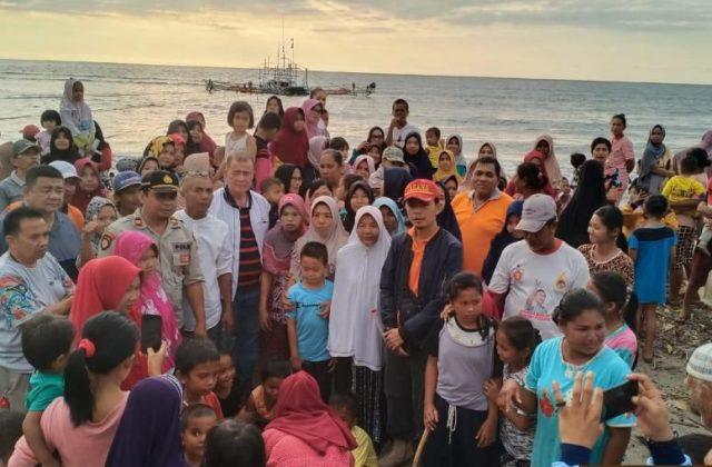 Ditinjau Wagub, Helikopter Dikerahkan Cari 10 Nelayan Hilang di Aia Haji