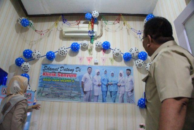 Tingkatkan Layanan RSUP M. Jamil Punya Klinik Senyum