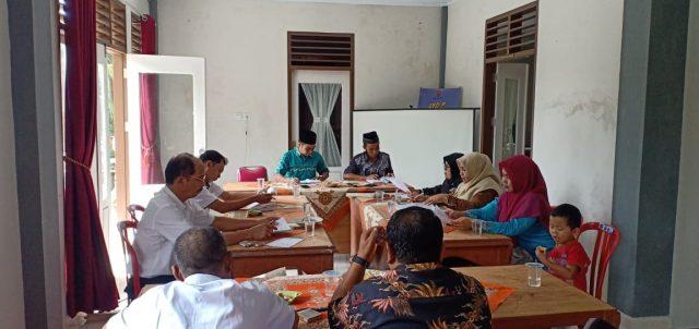 Wali Nagari Tanjung Balik Bangun Sinergi Dengan Madrasah