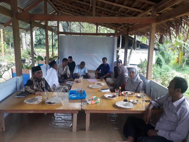 Satukan Visi, Wali Nagari Gauang Gelar Rakor Dengan Cendekiawan