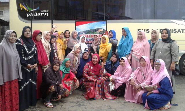 Bundo Kanduang Nagari Sulit Air, Wisata Budaya ke Riau