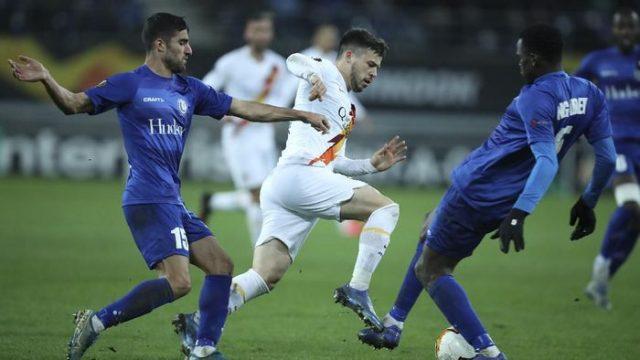 Menang Agregat 2-1 atas Gent, Roma Lolos ke Babak 16 Besar Liga Europa
