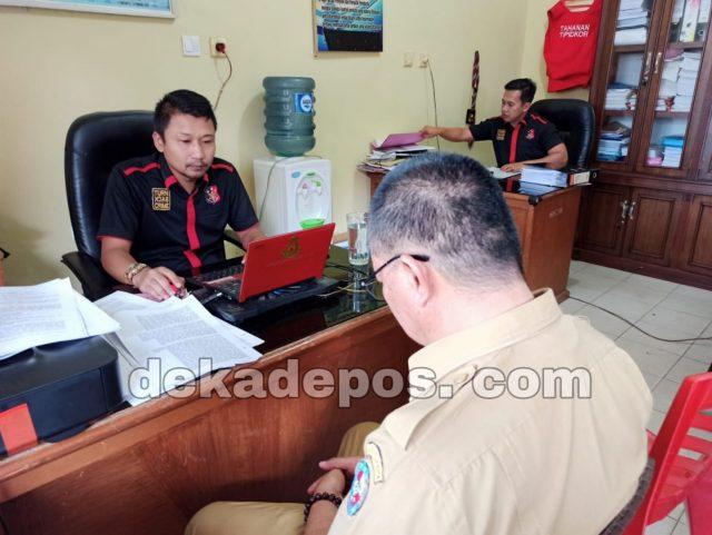 Kasus Korupsi, Kepala Inspektorat Limapuluh Kota Ditahan Polisi