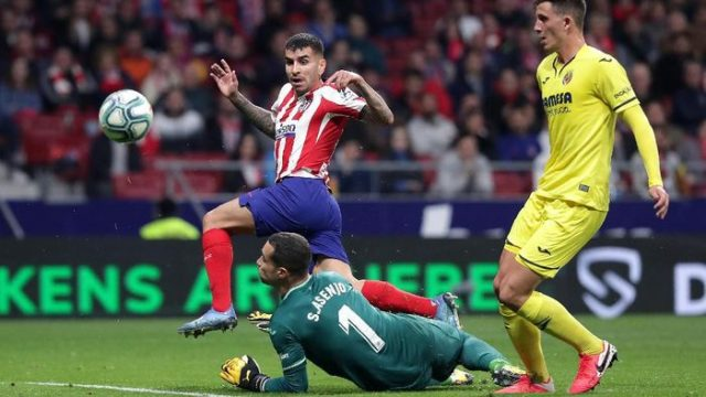 Bungkam Villarreal 3-1, Atletico Madrid Amankan Posisi Ketiga
