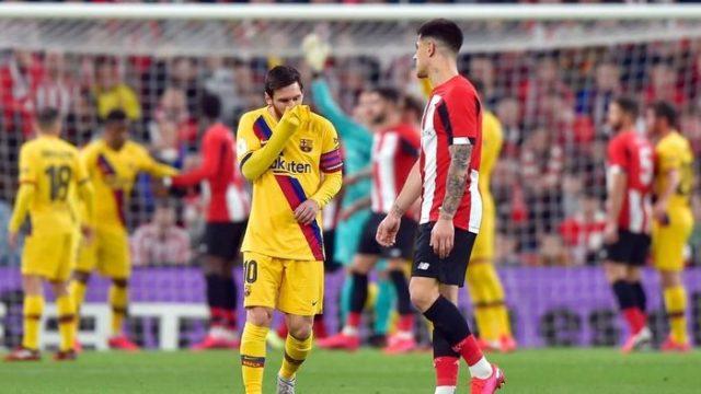 Copa Del Rey: Langkah Barcelona dan Real Madrid Terhenti di Perempatfinal