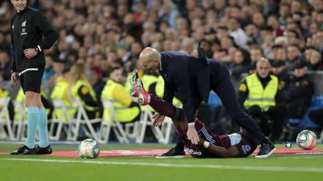 Ditahan Celta Vigo, Madrid Ditempel Ketat Barcelona