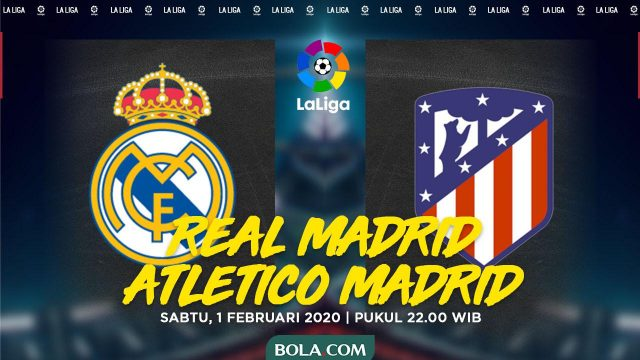 Menangi Derbi, Real Madrid Kokoh di Puncak Klasemen