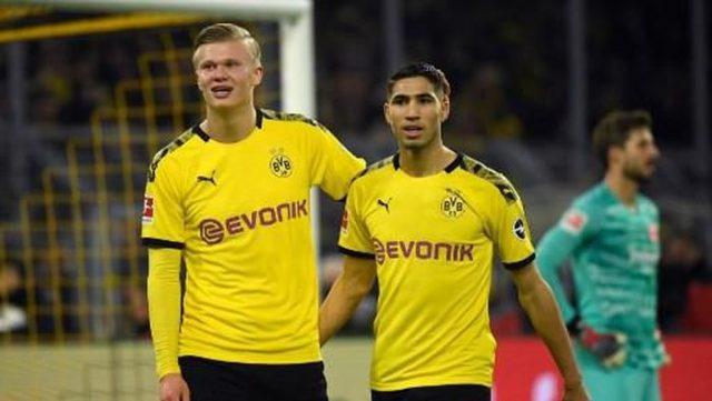 Dortmund Hantam Frankfurt 4-0