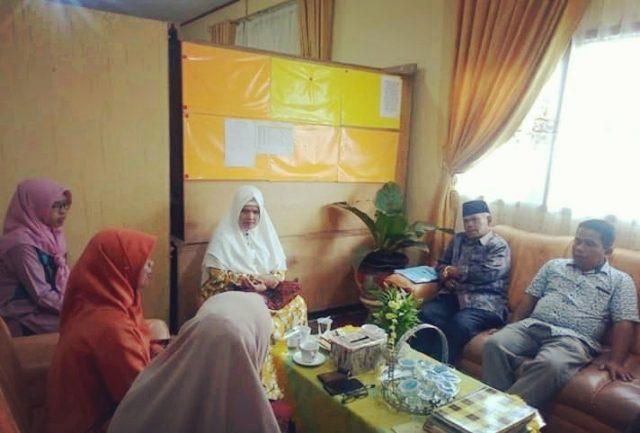 SMPN 3 Gunung Talang Benahi Lingkungan dan Manajemen Sekolah
