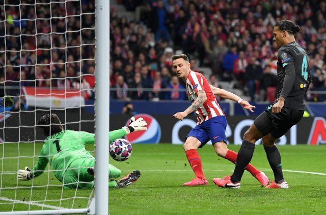 Liverpool Keok 0-1 dari Atletico Madrid, The Red Telan Kekalahan Perdana