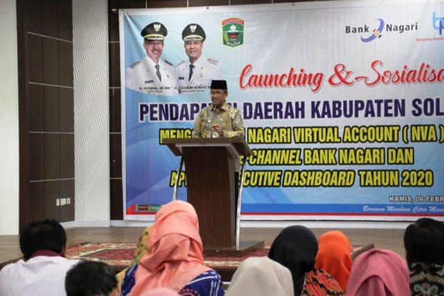 Tingkatkan PAD, Kabupaten Solok Sosialisasikan NVA