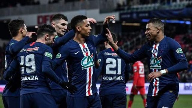 Tanpa Neymar, PSG Cukur Dijon 6-1