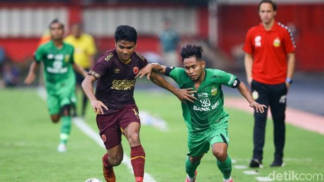 PSM Makasar Taklukkan Bhayangkara FC 1-0