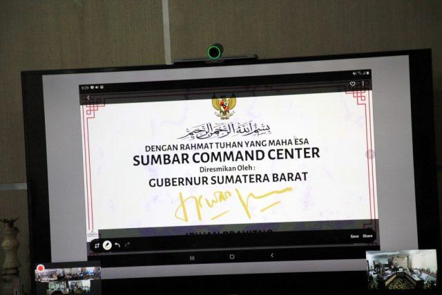 Lakukan Video Conference, Kabupaten Solok Siap Sukseskan Pilkda Serentak