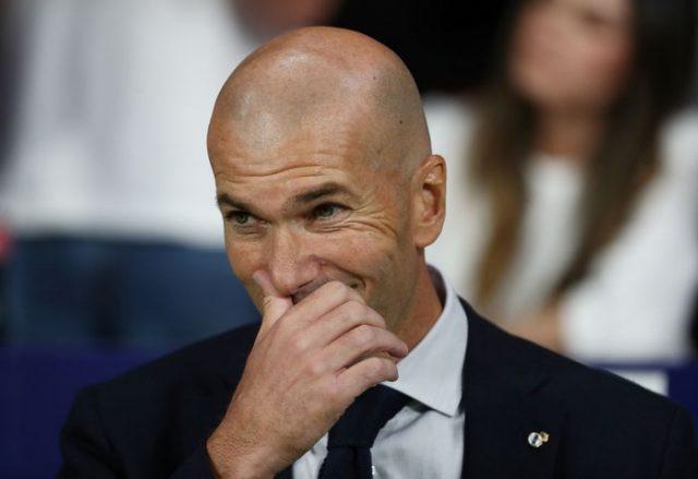 Hadapi Sociedad, Zidane Minta Los Blancos Fokus