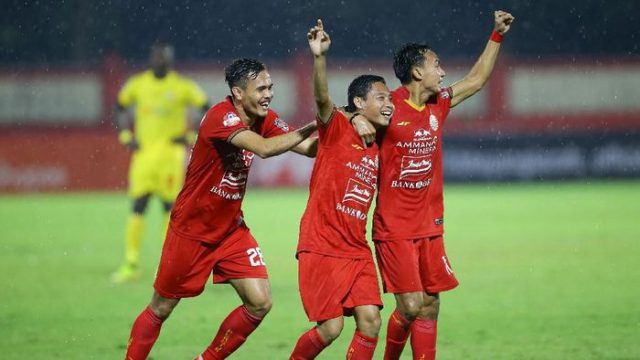 Perang Bintang antara Bhayangkara FC Vs Persija Berakhir Imbang