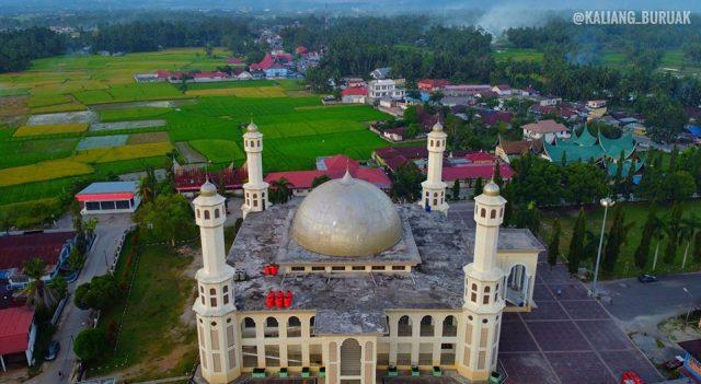 Gubernur Sumbar Tanggapi Imbauan Sterilisasi Masjid