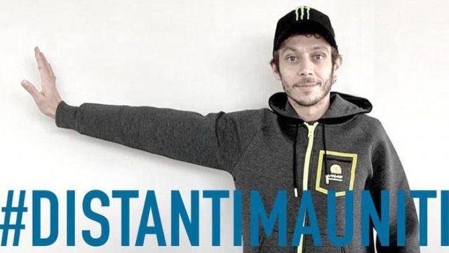 Lawan COVID-19, Rider MotoGP Kampanyekan '#DistantiMaUniti'