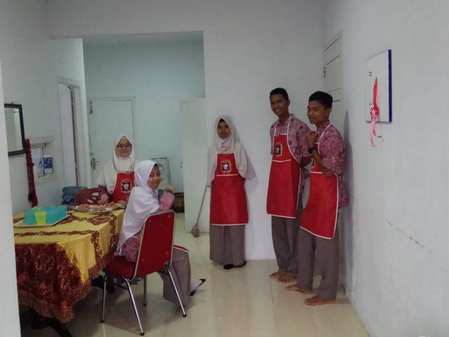 Breakfast House, Program MAN 2 Bukittinggi
