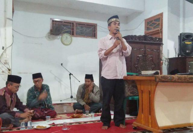 PHBI Panyakalan Gelar Peringatan Isra' Mikraj di Halaban
