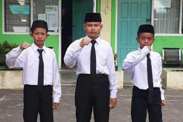 Tiga Siswa MTs Al Ma'arif Bukittinggi Lolos Seleksi KSN
