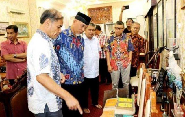 Bangunan Balaikota Padang Lama Akan Jadi Museum