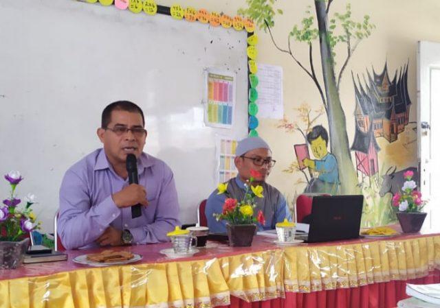 Guru SUBP SD Kubung Gelar KKG Perdana